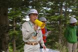 富士東部林務環境事務所伊藤様よりあいさつ